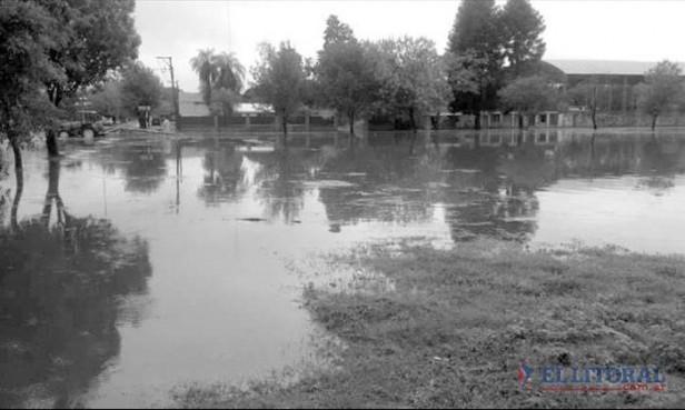 Nuevas lluvias inundaron a Bella Vista y evacuaron familias en varias localidades