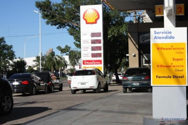 Combustibles: la diferencia de precios con Capital Federal llega a los dos pesos