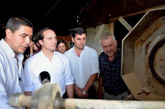Camau abogó por una alternativa industrial para Corrientes