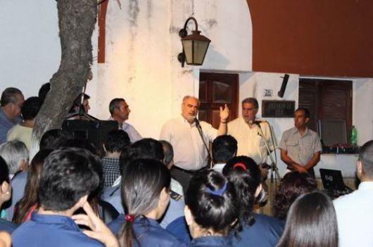 Colombi apuntó contra las recetas nacionales