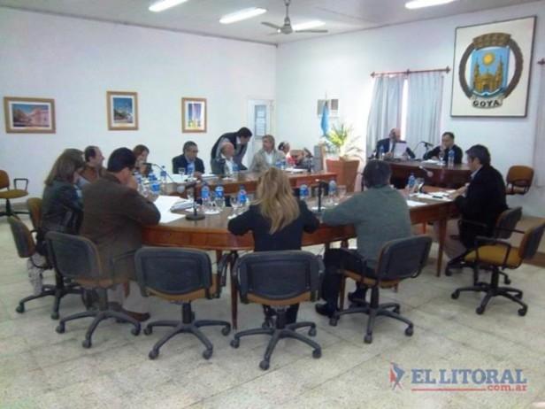 La oposición impondría su mayoría y el Concejo judicializaría la re re de Osella