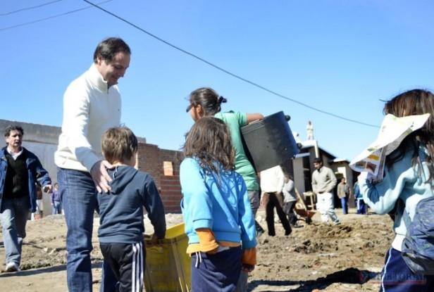 Casas y mejor urbanización para el barrio Costa Esperanza