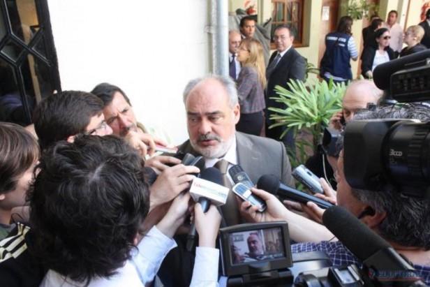 Colombi defendió a la Justicia y desde el PJ insistieron con la politización de la causa