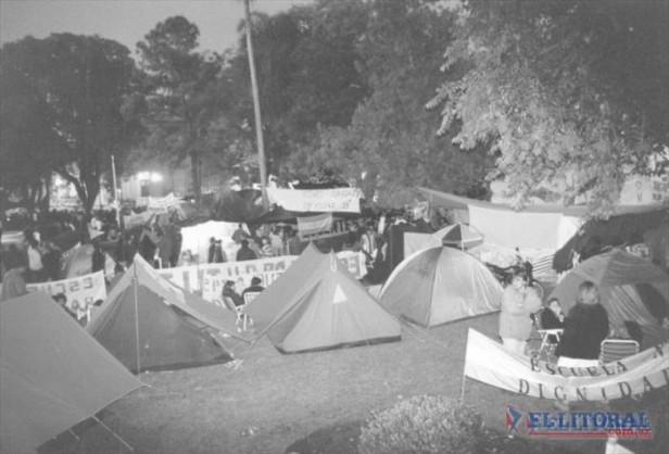 Gremios alistan jornadas para recordar y reivindicar la lucha del '99