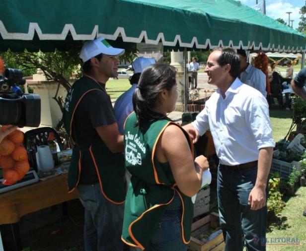 Con Pescado y Fruta para Todos, la Feria Franca ya congrega a 2.500 productores