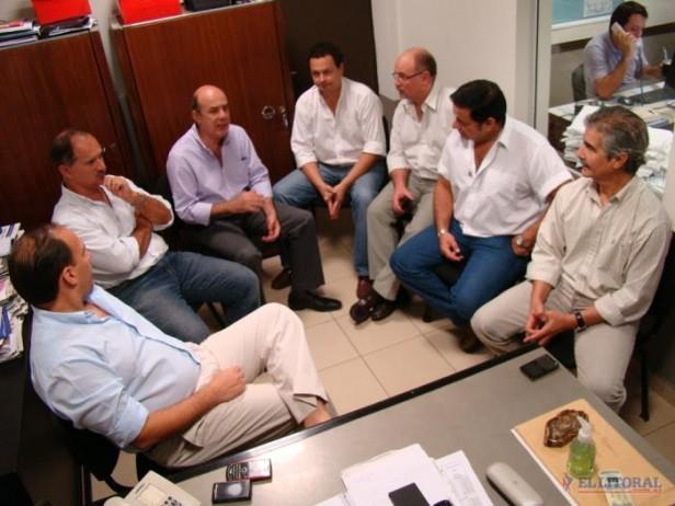 El PJ anti k y el PRO consolidan unidad opositora en Corrientes