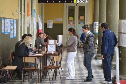 15 de Septiembre se vota para autoridades provinciales