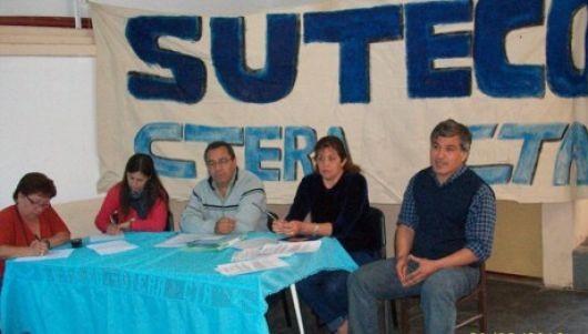 El Suteco exige plus de mil pesos