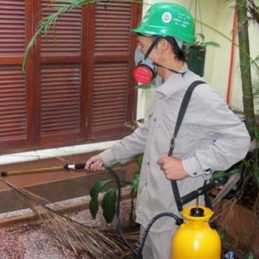 Dengue: continúa el control de febriles luego de la detección del noveno caso