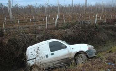 La Cruz: hallan camioneta robada en Buenos Aires