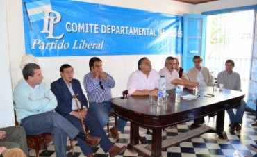 Interna liberal: Los alineados a Cassani se reunieron en Mercedes