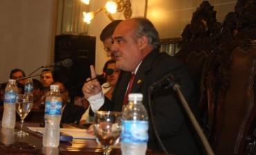 """Colombi vs el kirchnerismo: """"Somos la única provincia con equilibrio fiscal"""""""