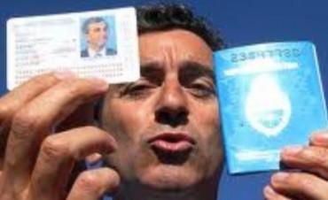 DNI: carta a Randazzo por el móvil satelital que Nación envió a la Comuna