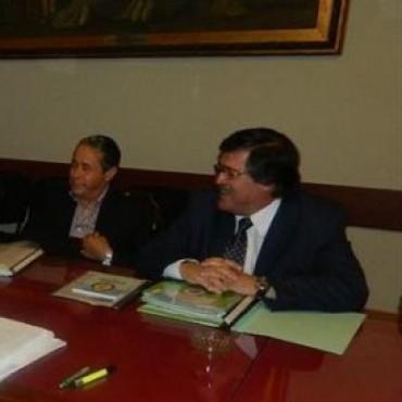 Senadores reciben hoy a Vaz Torres por el Presupuesto 2013