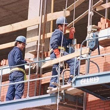 Crece la actividad de la construcción un 3,6%