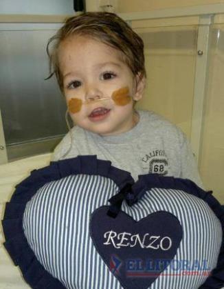 Renzo se despertó y mañana le retirarían el respirador