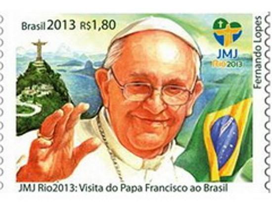 El Papa Francisco viaja  a Brasil