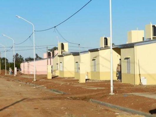 Inminente entrega de 30 viviendas del Invico