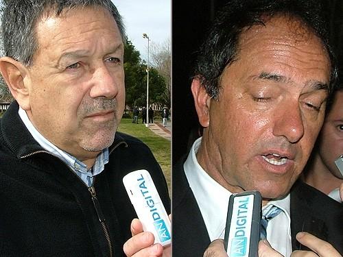 Diputado massista denunció penalmente a Scioli y a todo su Gabinete