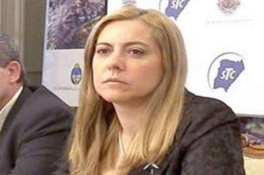 Laura Vischi no negó aspiraciones de presidir Diputados, pero evitó confrontar con Cassani