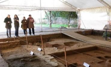 La Cruz: firmarán acuerdo con el Obispado para obras de preservación de restos arqueológicos