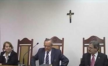 Sentenciaron a 25 años de prisión a dos acusados por delitos de lesa humanidad
