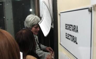 ECO reformuló candidaturas, el FPV las impugnó y extendieron plazo para boletas