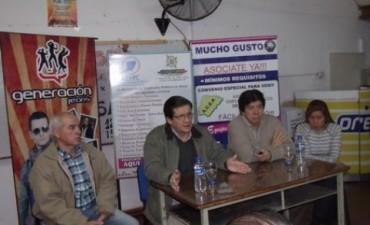 Pedro asegura que será un empleado municipal más