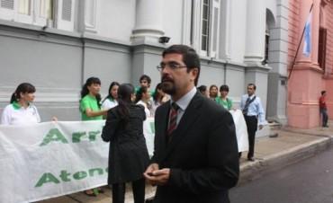 Barrionuevo puso en duda la realización del complejo habitacional Santa Catalina