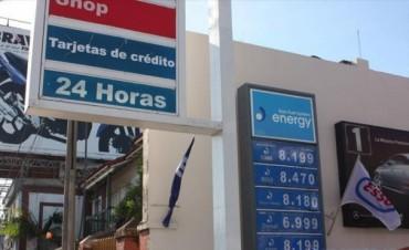 En lo que va del 2013 los combustibles subieron hasta 1,60 pesos por litro