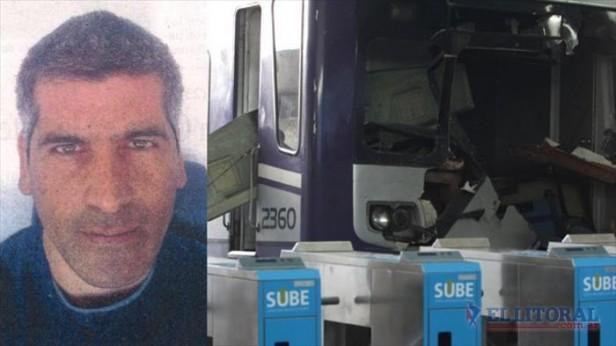 El motorman quedó en el centro de la polémica tras el nuevo choque del ferrocarril Sarmiento